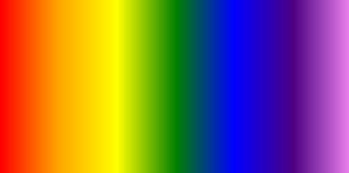 colour spectrumcolour spectrumgradientcolour spectrumfrequency - photo #37